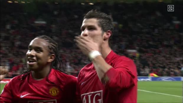 Ronaldo bei United: Mit epochalem Talent zum Weltstar   UEFA Champions League