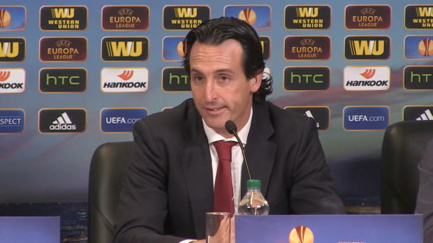 """Emery: """"Wir wollen unseren Pokal verteidigen"""""""