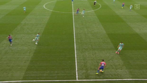 Premier League: Crystal Palace - Arsenal   DAZN Highlights