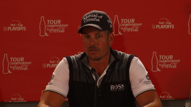 Stenson hoping for more of the same