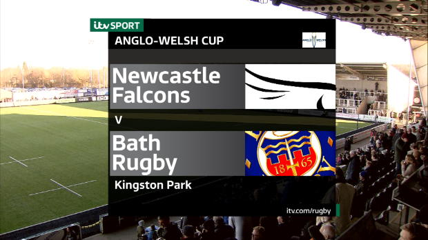 Aviva Premiership - Match Highlights - Newcastle Falcons v Bath Rugby
