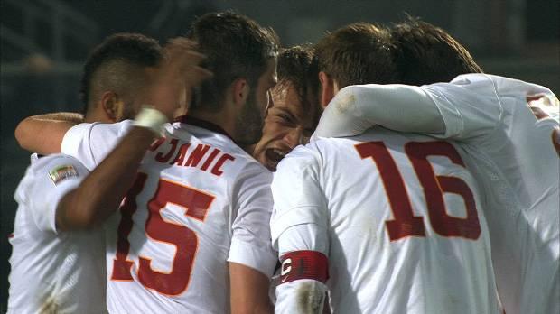 Atalanta 1-2 Roma, Giornata 12 Serie A TIM 2014/15