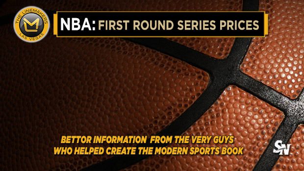 NBA First Round Series Prices