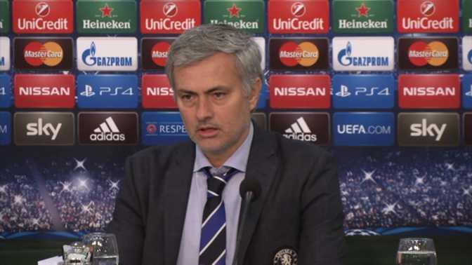 """Mourinho : """"Un match fantastique"""""""