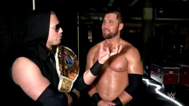 The Miz on why you shouldn't cheer for The Shield