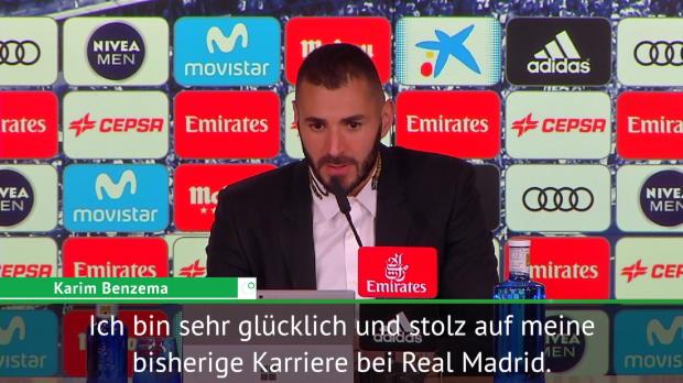 Bis 2021! Titelhamster Benzema verlängert
