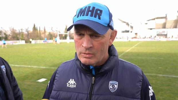 Top 14 - Montpellier : Cotter : 'Ça s'est passé en équipe de France, pas avec nous'