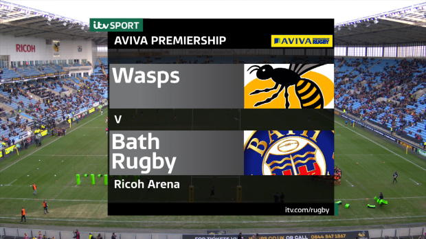 Aviva Premiership - Highlights - Wasps v Bath Rugby