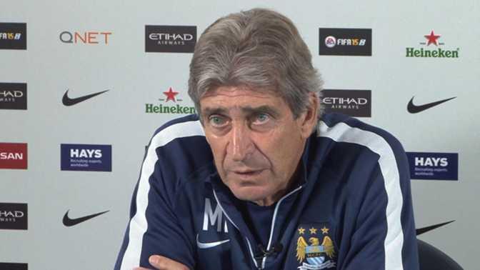 "City - Pellegrini : ""Suarez va manquer à Liverpool"""