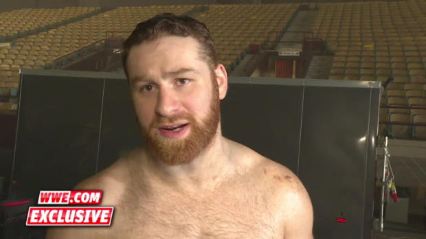 Sami Zayn reveals where he hopes to go in the 2016 WWE Brand Extension: WWE.com Exclusive, May 30, 2016