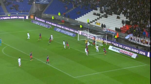 Ligue 1 Round 36: Lyon 2 - 1 GFC Ajaccio