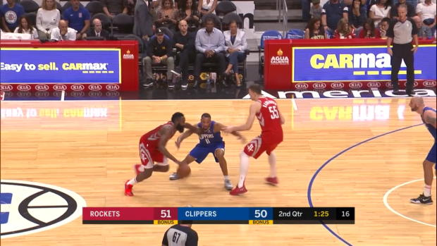 WSC: Isaiah Hartenstein (6 points) Highlights vs. Los Angeles Clippers