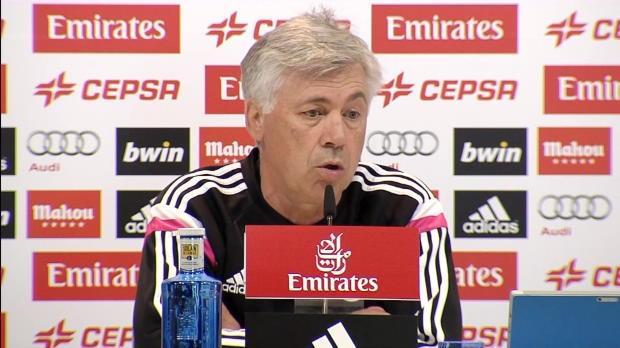 """Ancelotti: """"In der kommenden Saison bei Real"""""""