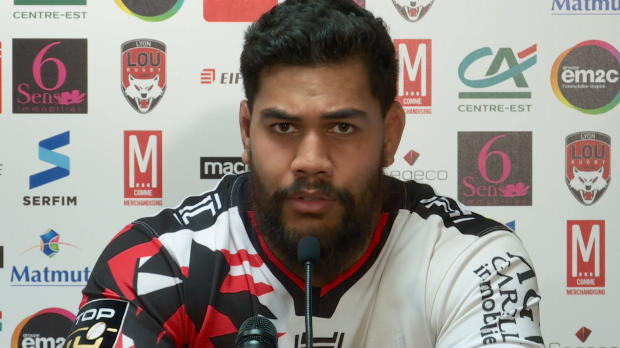 Top 14 : Top 14 - 20e j. : Taofifenua : 'On a montré qu'on savait jouer au rugby'