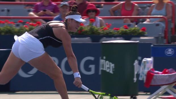 : Montréal - Venus Williams domine sa jeune compatriote Dolehide (7-5 ; 6-1)