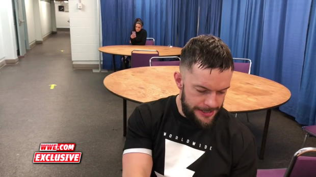 Bayley strives to get Finn Bálor's attention en route to Mixed Match Challenge: WWE.com Exclusive: Dec. 17, 2017