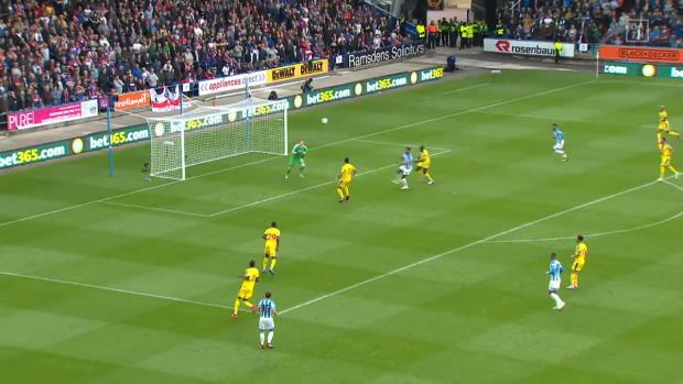 Premier League: Huddersfield - Crystal Palace   DAZN Highlights