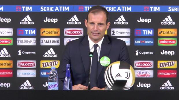Allegri: Juventus nahe an peinlichem Rekord