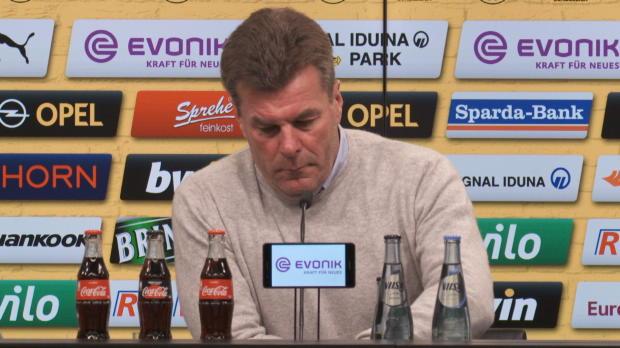 """Hecking nach BVB: """"Das müssen wir abstellen"""""""