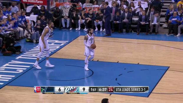 WSC: Russell Westbrook (45 points) Highlights vs. Utah Jazz