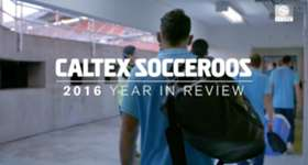 There were multiple debutantes, stunning goals and tough World Cup qualifiers - take a look back at the year that was for the Caltex Socceroos.