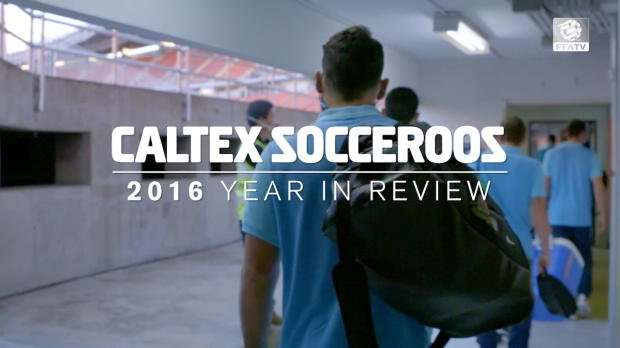 Caltex Socceroos 2016 Year in Review