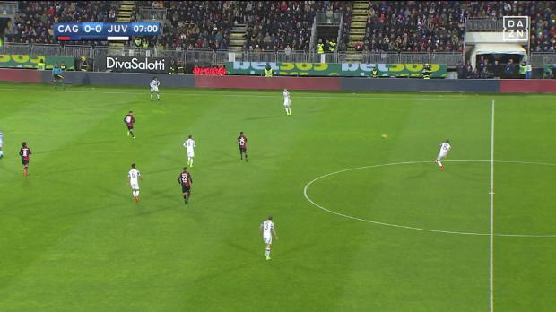 Cagliari - Juventus
