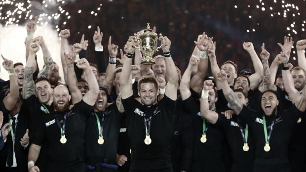 CdM 2015 - Les All Blacks champions du monde