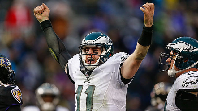 Brian Billick: Eagles are dark-horse candidate to win the NFC East