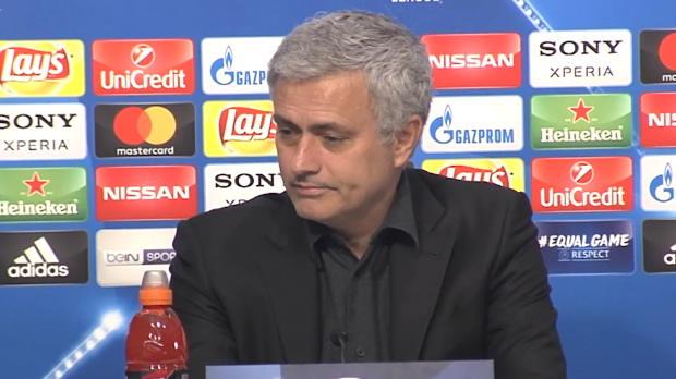 Mourinho: Ich frage Beckam, ob er verteidigte