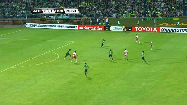 Copa Libertadores: Traumtor und Dramatik pur