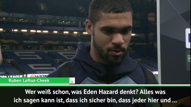 """Chelsea-Stars: """"Würden Hazard vermissen"""""""
