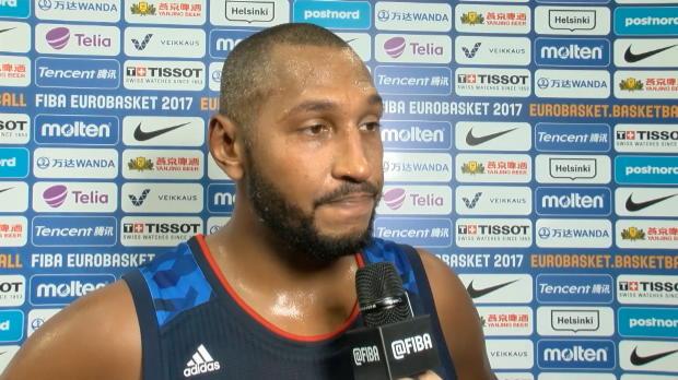 """Basket : Euro 2017 - Diaw - """"Nous avons honte de notre début de match"""""""