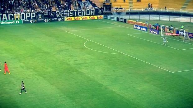 Les meilleurs buts de la 29e journée du Campeonato Brasileiro, avec Diego Souza (Sport Recife), Victor (Atletico Mineiro), Gabriel (Santos), Rogerio Ceni (Sao Paulo) et Paolo Guerrero (Corinthians).