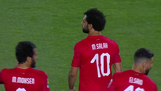 Afrika-Cup: Ägypten - Simbabwe | DAZN Highlights