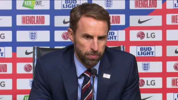 England: Southgate erklärt Kanes Kurzeinsatz