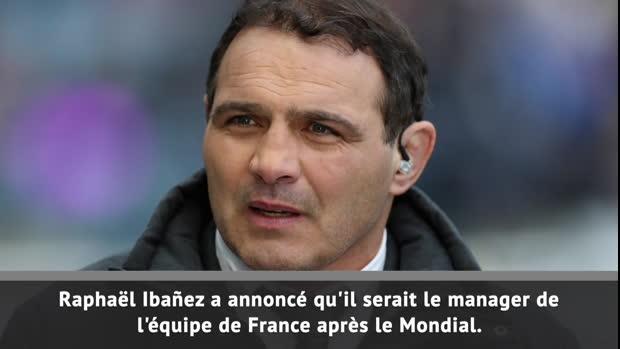 XV de France - Raphaël Ibañez, futur manager des Bleus