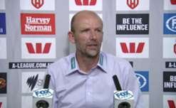 Coach Kenny Lowe says result against Heart was decided by fatigue after loss in Albury.