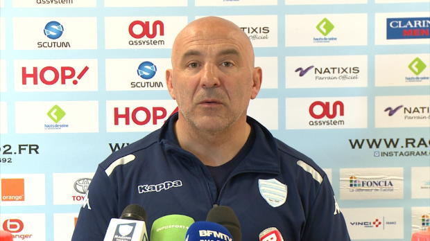 Top 14 - Racing 92 : Travers : 'Castrogiovanni a p�nalis� le club'