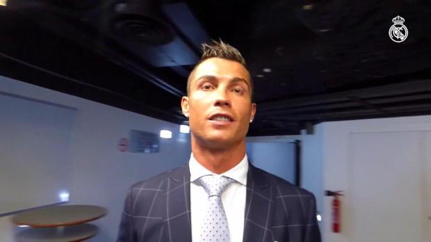 """Ronaldo: """"War ein unvergessliches Jahr"""""""