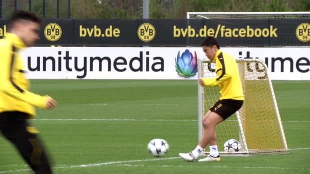 Dortmund zwischen Pokaltraum und Liga-Pflicht