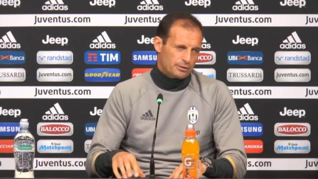 """Allegri: Brauchen gegen Milan """"beste Leistung"""""""