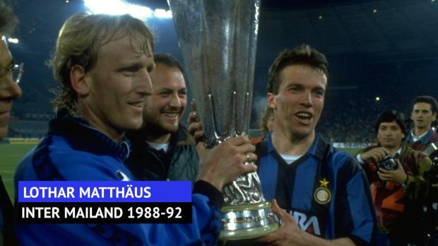 Matthäus und Co.: Die Top-Transfers der Serie A