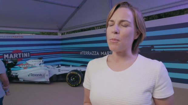 """F1: Williams-Chefin: """"Massa ein Gentleman"""""""