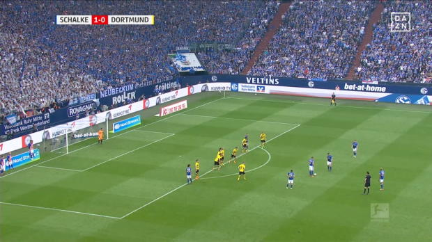 Naldo versenkt Dortmund erneut