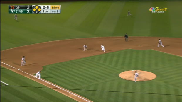 Moronta induces huge DP in 9th