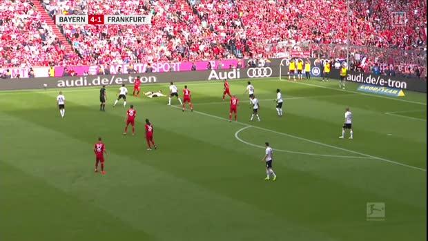 Arjen Robben trifft zum letzten Mal für Bayern | Bundesliga Viral