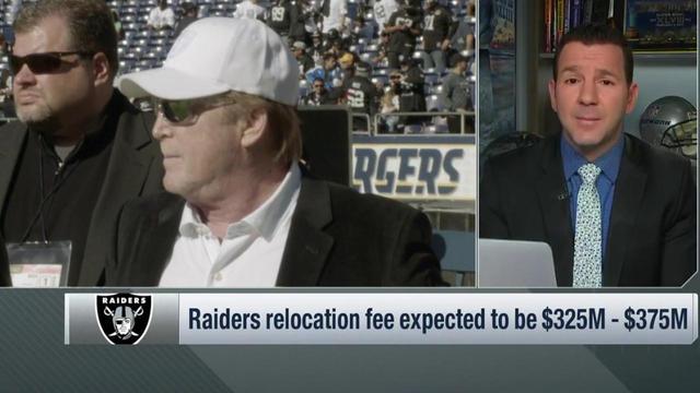 Rapoport: Momentum increasing towards Raiders move to Las Vegas