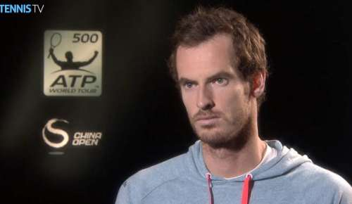Murray Interview: ATP Beijing QF