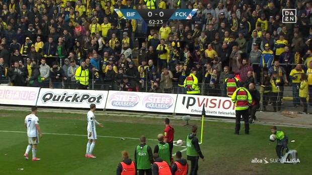 Tote Ratten! Derby-Skandal in Kopenhagen
